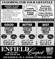 enfield carpet center in enfield ct 860 745 6898 shopping