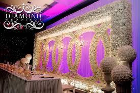 wedding backdrop gallery indian asian wedding decor services gallery diamond weddings