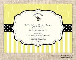 wording for lunch invitation birthday brunch invites cloveranddot