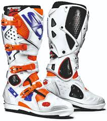 blue dirt bike boots sidi crossfire 2 srs boots 2016 motocross dirtbike
