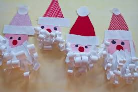 Holiday Craft Ideas For Children - 25 easy ideas christmas crafts for kids with simple materials
