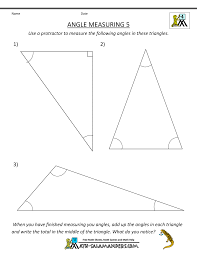 Worksheet On Complementary And Supplementary Angles Angle Math Worksheets U0026 1000 Images About Geometry On Pinterest