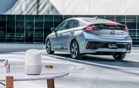 hyundai compact cars hyundai u0027s connected cars now work with google assistant