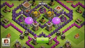 big clash of clans base clash of clans unbeatable base youtube