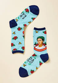 Modcloth Home Decor by Ode To The Artist Socks Modcloth