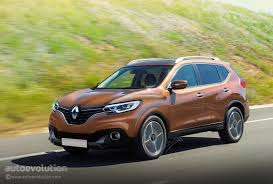 renault scenic 2017 interior 2017 renault koleos under development as 7 seater crossover
