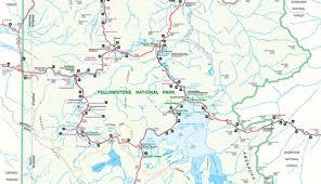 map usa pdf map usa yellowstone travel maps and major tourist attractions maps