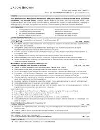 Product Manager Sle Resume recentresumes wp content uploads 2016 09 sl