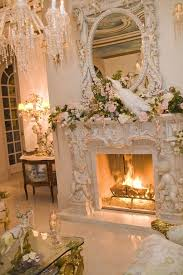 Shabby Chic Fireplace Mantels by 167 Best Images About Holiday Mantels On Pinterest Christmas