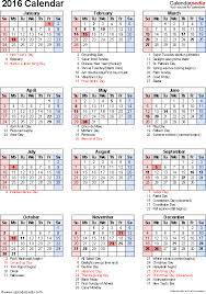 2017 us calendar printable 2016 calendar 16 free printable word calendar templates