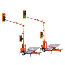 Solar Traffic Light - temporary traffic lights u0026 portable traffic signal ver mac