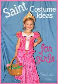 all saints u0027 day costume ideas for girls