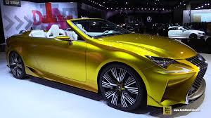 lexus lf lc horsepower 2016 lexus lf c2 concept exterior walkaround 2014 la auto show