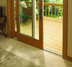 doors large sliding glass patio doors with window treatment