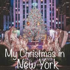 my christmas my christmas in new york home