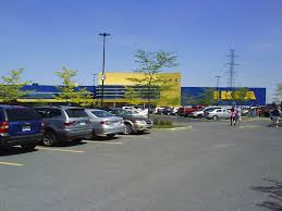 ikea parking lot architecture branding ikea carves up cavernous expanses and