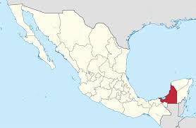 Merida Mexico Map campeche wikipedia