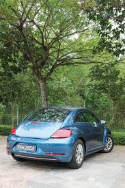green volkswagen beetle 2017 beetle still charming at 79 new straits times malaysia general