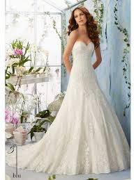 hem wedding dress mori 5404 embroidered lace wedding gown scalloped lace hem ivory