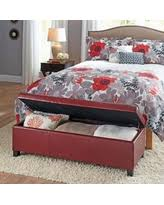 amazing deal on mainstays faux suede ultra storage ottoman