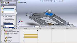 solidworks 2011 tutorials assembly u0026 motion simulation of a