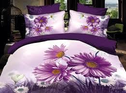 Wholesale Bed Linens - wholesale bed in a bag buy 3d purple floral flower comforter