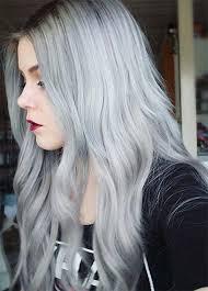gray hair fad steel grey hair with black roots hair pinterest gray hair