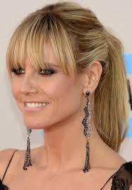 haircut for wispy hair 28 heidi klum hairstyles heidi klum hair pictures pretty designs