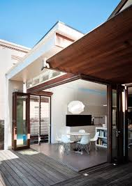 Federation Homes Interiors Australian Residence Engaging With The Backyard By Anderson