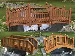yard bridge ardmore manor bridge designs plan 002d 3003 house plans and more