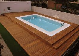 above ground pools with decks 42 beautiful examples an