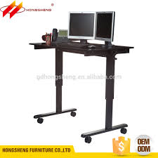 Height Adjustable Computer Desks by Height Adjustable Desk India Height Adjustable Desk India