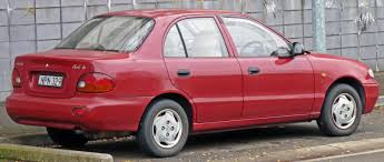 1994 hyundai excel information and photos zombiedrive