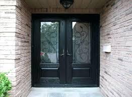 Composite Exterior Doors Fiberglass Exterior Doors With Glass Best Fiberglass Entry Doors