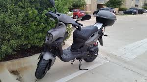 genuine scooter company motorcycles for sale in texas