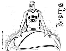 nba players coloring pages big boss basketball coloring pictures