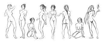 pose sketch practice by endave on deviantart