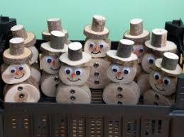 wooden snowman wooden snowmen worker in wood
