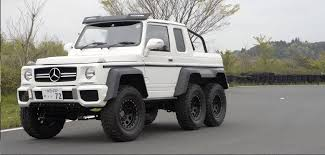 mercedes amg 6x6 cost this suzuki based mercedes g63 amg 66 clone costs less than