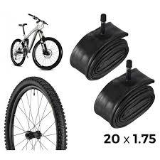 chambre à air de vélo kit de 2 chambres à air pour vélo 304574 réparation des crevaisons