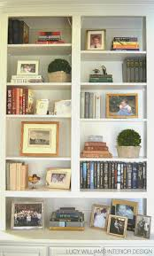 Arrange Bookshelves by Lucy Williams Interior Design Blog Before And After Living Room