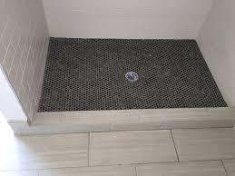 flooring penny tile floors flooring template floor and decor