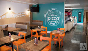 interior design cool pizza restaurant interior images home