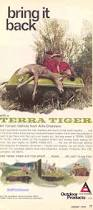 6x6 world terra tiger amphibious atv from allis chalmers