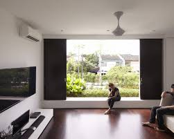fabian tan architect transforms kuala lumpur terrace house into a
