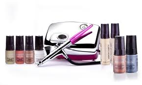 Professional Airbrush Makeup System Luminess Air Heiress Airbrush Makeup System With Makeup Starter