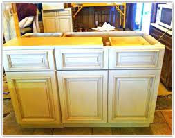 build a bar from stock cabinets how do you build a kitchen island building a kitchen island with
