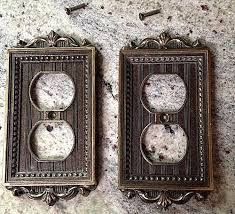 Shabby Chic Switch Plate Covers Inspirational Lot 2 Decorative