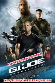 G.I. Joe: La venganza (2013) [Latino]