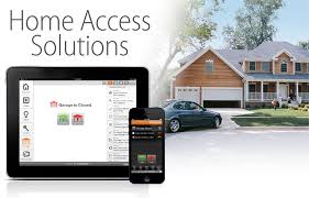 2 Car Garage Door Dimensions by Home Access Systems Protech Security Systems